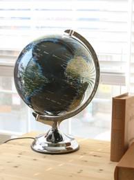 월드 나잇뷰 글로브 스탠드 지구본(인공위성에서 본 야경)