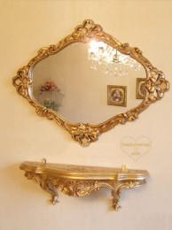 이오니아 거울선반세트